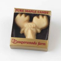 Maple Candy Moose - D&D Sugarwoods Farm - Glover, Vermont
