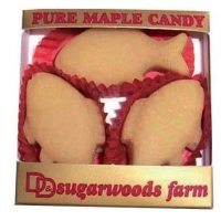 Vermont Maple Candy Fish - D&D Sugarwoods Farm - Glover, Vermont