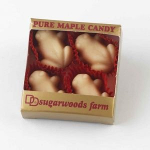 Vermont Maple Candy Frogs - D&D Sugarwoods Farm - Glover, Vermont