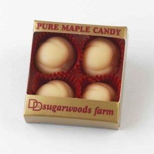 Vermont Maple Candy Pumpkins - D&D Sugarwoods Farm - Glover, Vermont
