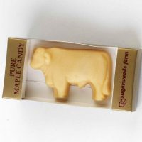 Vermont Maple Candy Bull - D&D Sugarwoods Farm - Glover, Vermont