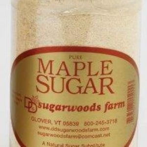 Vermont Maple Sugar in Shaker - D&D Sugarwoods Farm - Glover, Vermont